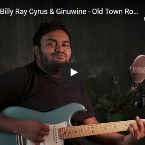 Lil Nas X, Billy Ray Cyrus & Ginuwine – Old Town Road & Pony (Cover) – Minesh Dissanayaka