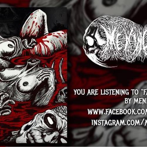 MENINGITIS – Fatalities To The Flesh (Official Audio)