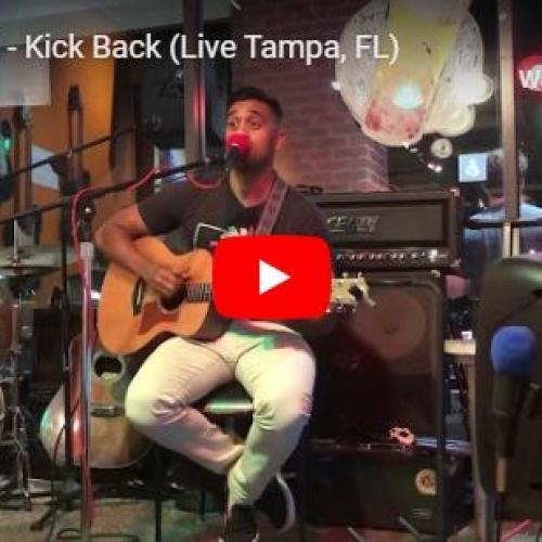 Dilan Jay – Kick Back (Live Tampa, FL)
