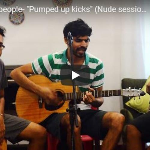 """Dissident : Foster The People – """"Pumped Up Kicks"""" (Nude Sessions Cover)"""