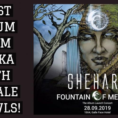 Shehara On Her Debut Album Fountain Of Memory