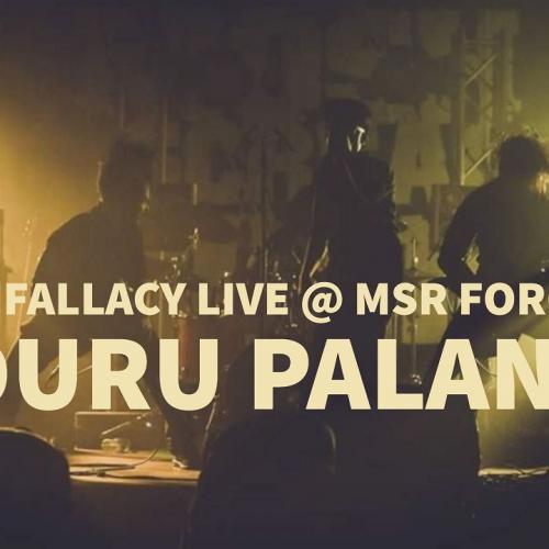 Genetic Fallacy Live @ MSR Force Fest – Anduru Palanaya