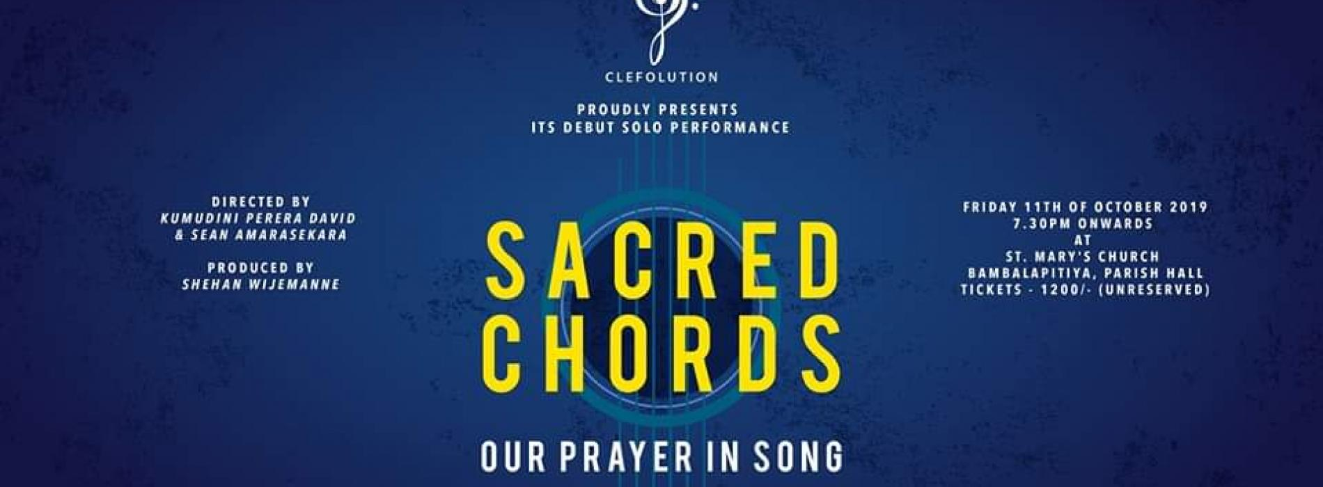 Sacred Chords – Our Prayer in Song