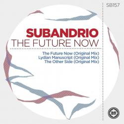 Subandio Has An All New Ep 'The Future Now'