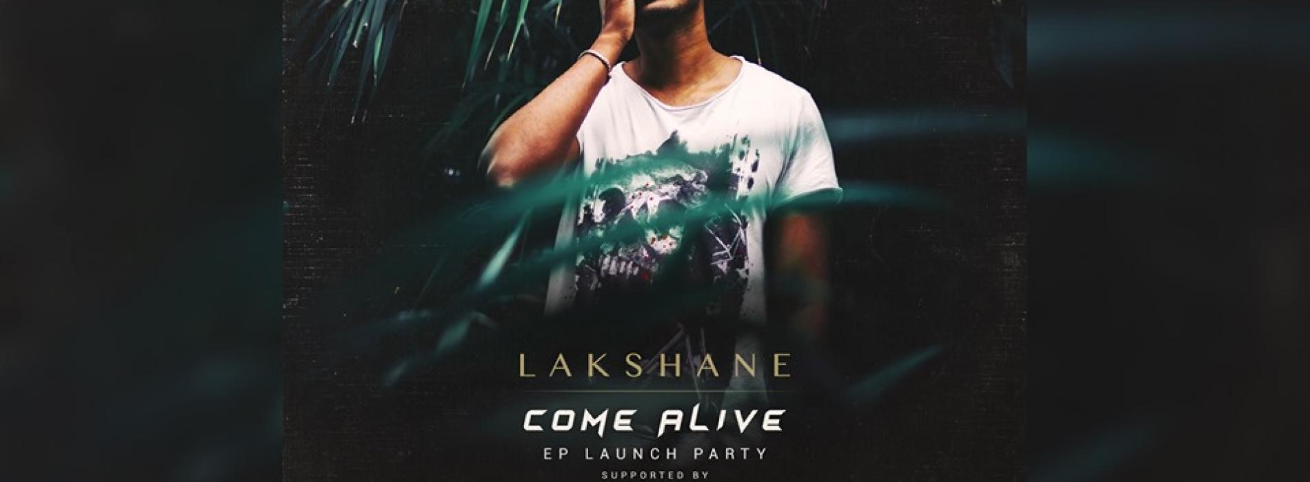 Lakshane Announces Debut Ep