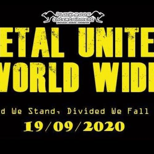 Sri Lanka Added To The Line Up Of Metal United World Wide