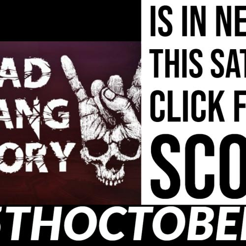 HeadBang Theory Is On This Saturday In Negombo!