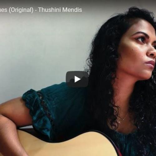 Sunshine And Blues (Original) – Thushini Mendis