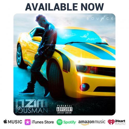 Azim Ousman Releases His Debut Album Bounce