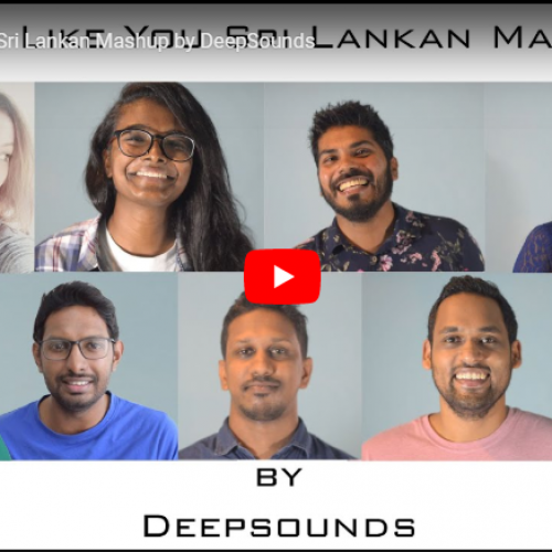 Girls Like You Sri Lankan Mashup by DeepSounds