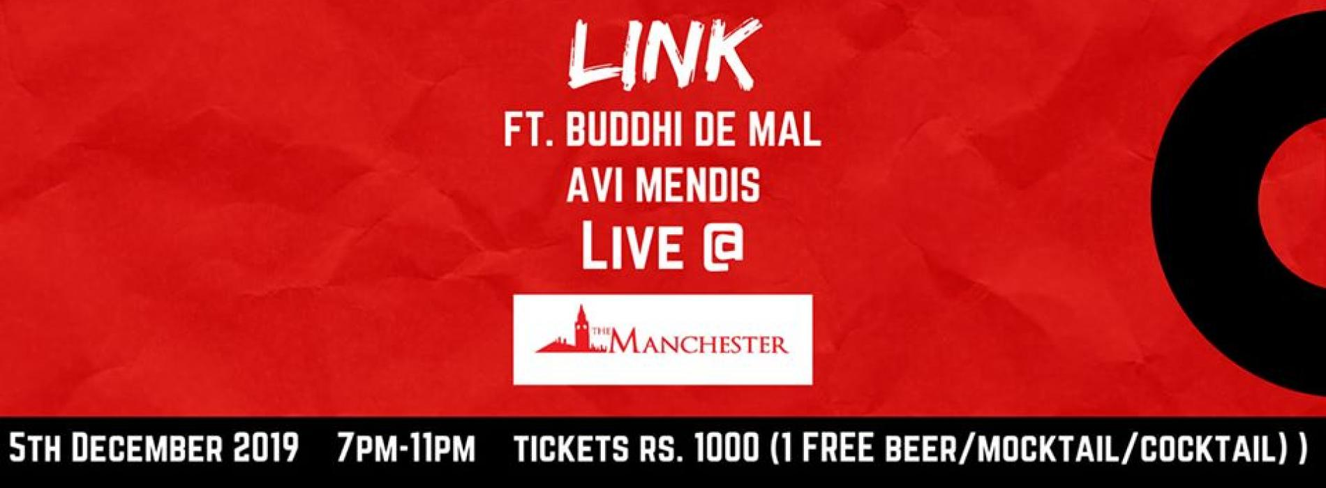 LINK Live At The Manchester
