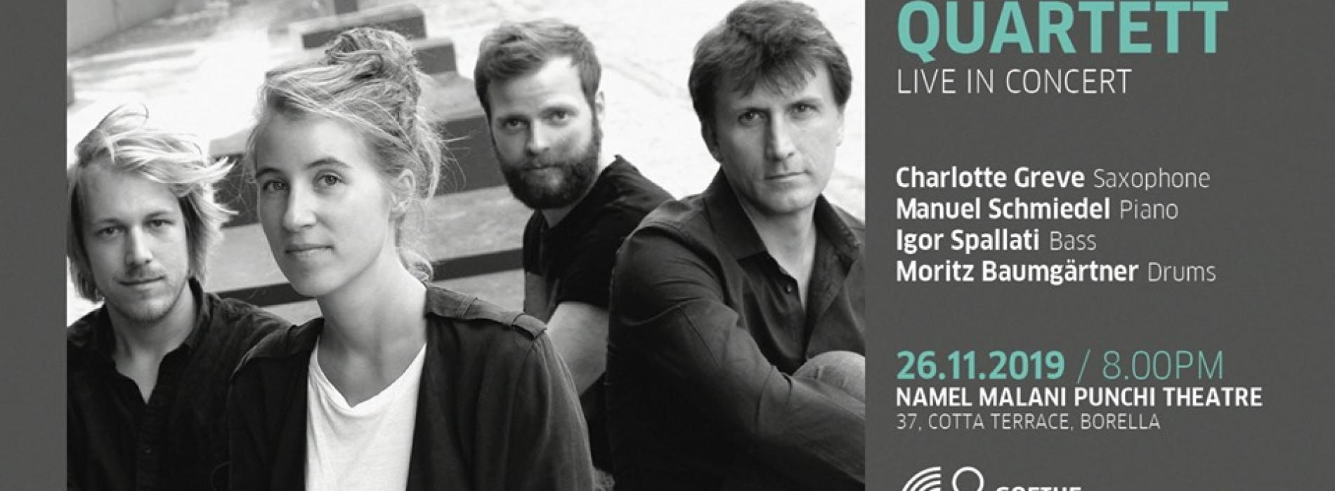 Lisbeth Quartett: Live In Concert