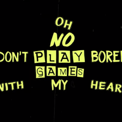 Middle Class Richkids – Bored Games (feat Leah) [Official Lyric Video]