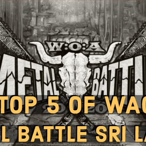 The Road To Wacken Metal Battle Sri Lanka!