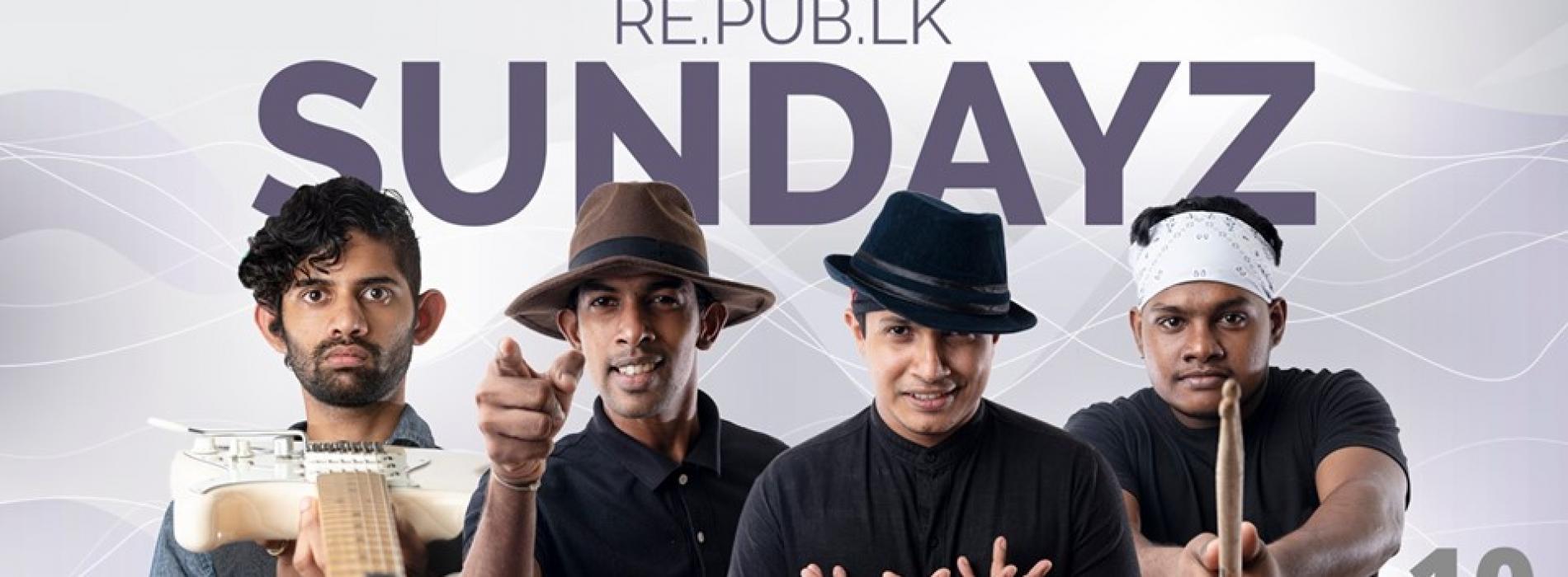 Re.Pub.LK Sundayz – Open Mic