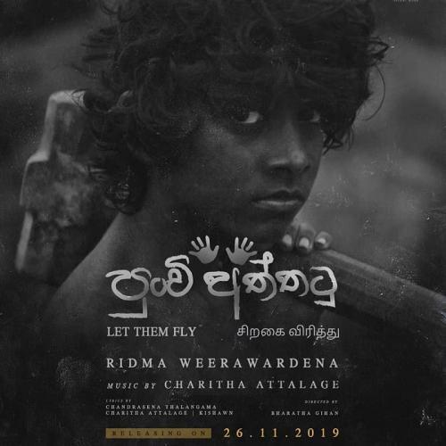 පුංචි අත්තටු | Let Them Fly | சிறகை விரித்து – Ridma Weerawardena | Charitha Attalage