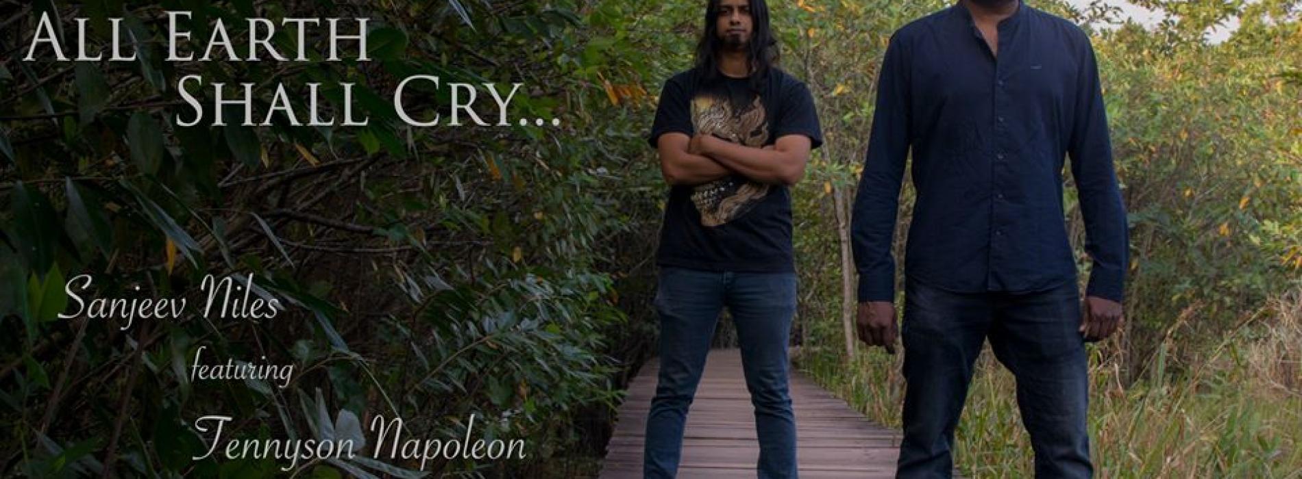 Sanjeev Niles Announces New Music!