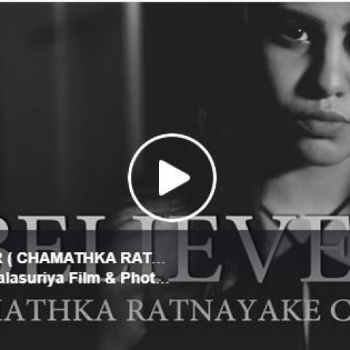 Believe – Cher ( Chamathka Ratnayake) Cover