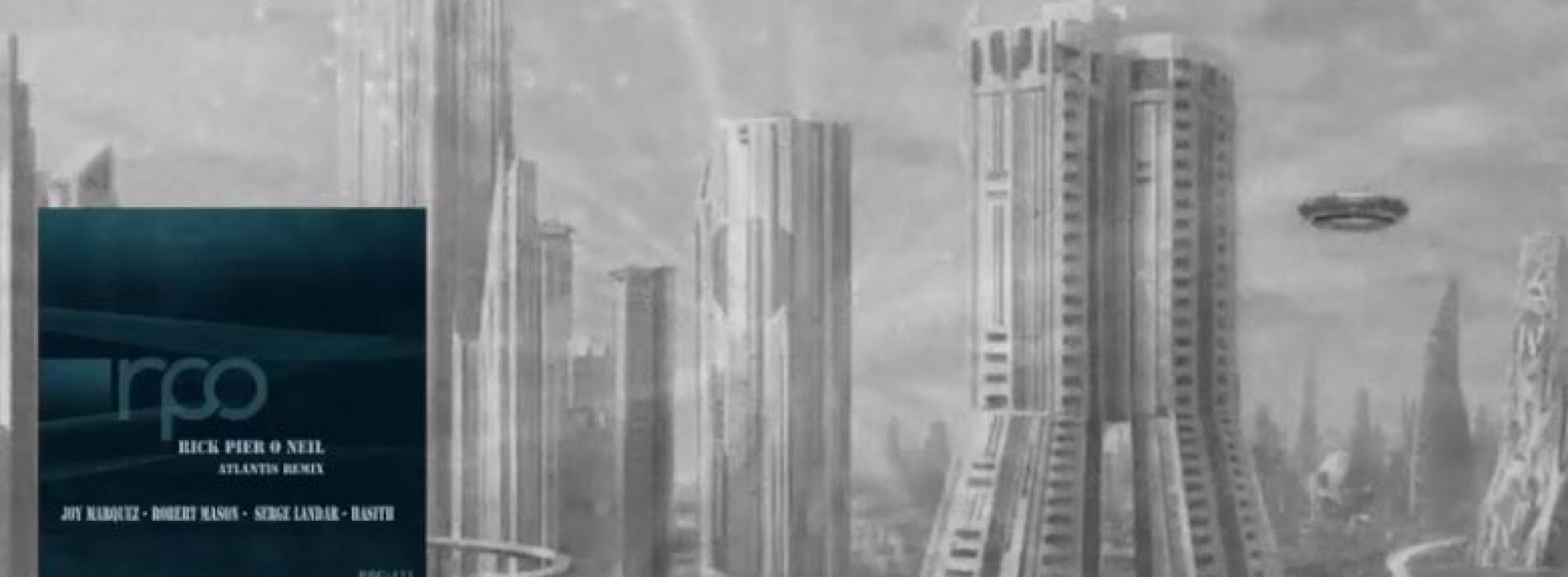 Rick Pier O'Neil – Atlantis (Hasith Remix)|RPO Records|