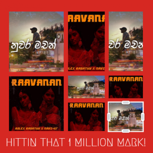 3 Lankan's Have Hit Their First 1 Million Views On YouTube!