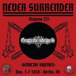 Genocide Shrines To Play In Germany!