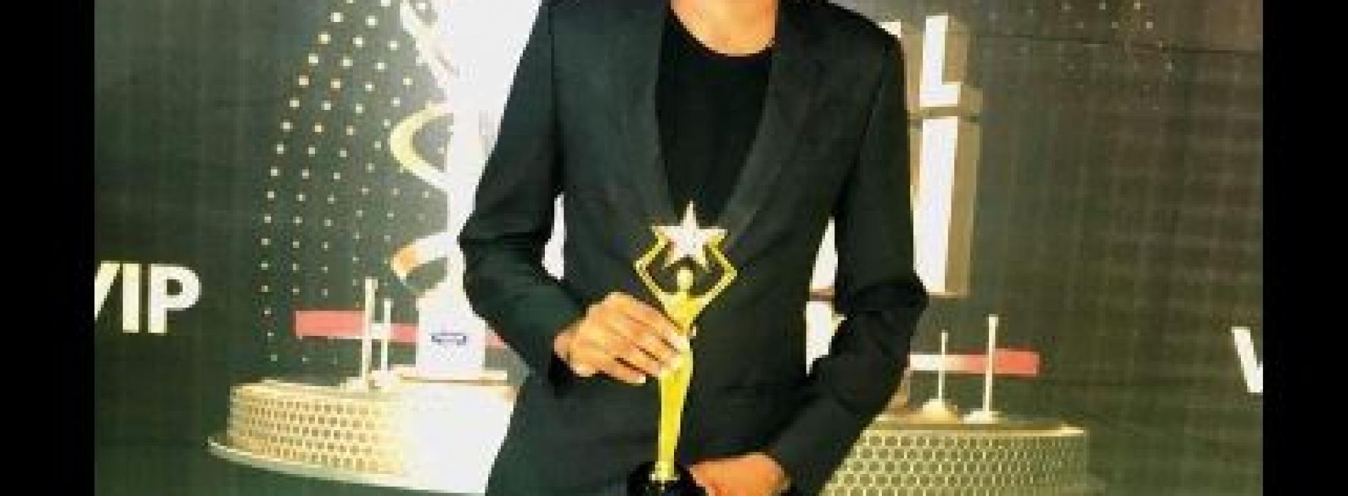 Rahul Raj Wins His First Edison Award!