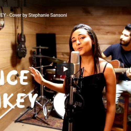 DANCE MONKEY – Cover by Stephanie Sansoni