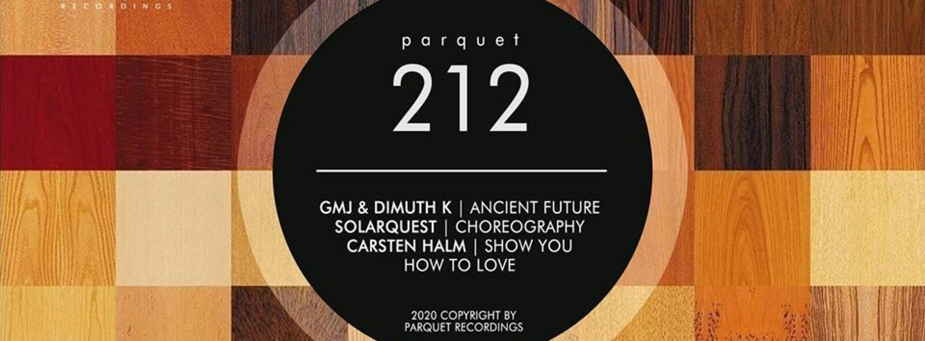 GMJ & Dimuth K – Ancient Future