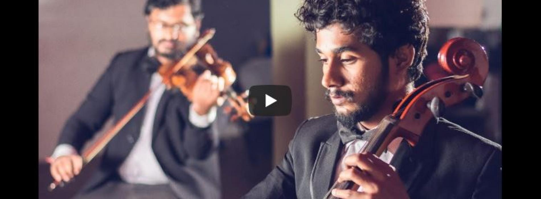 Ganga Addara  ගඟ අද්දර  (Cover) – Oshan Kumarathunga, Andrew Withana, Jaaga Gray, Dilshan Malitha