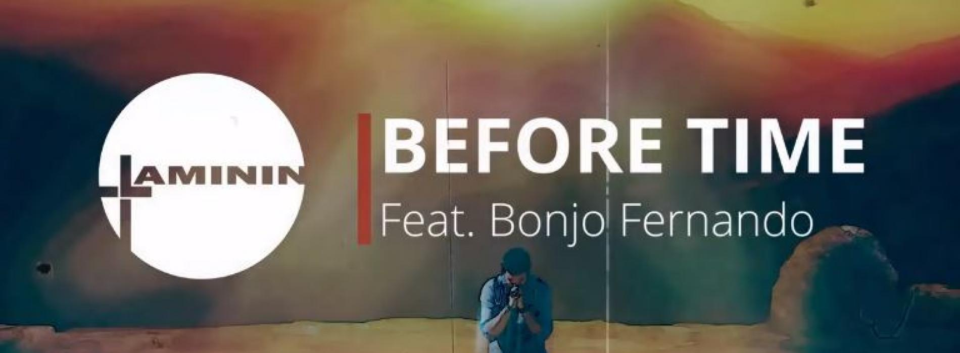 Laminin – Before Time (Lyrics) ft Bonjo Fernando