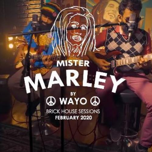 Mister Marley (Tribute) – WAYO Brick House Sessions (February 2020)