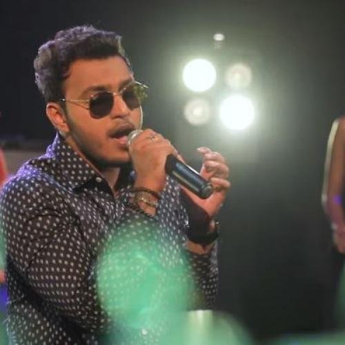 Nadeemal Perera – Diyaluma Diyaaeli (දියලුම දියඇලි) | Mervin Perera | Live Cover with Naada