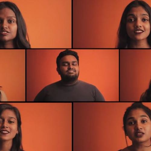 Thirdstory & Backstreet Boys – Lucky x I Want It That Way (Cover) – Voiced Out & Minesh Dissanayake