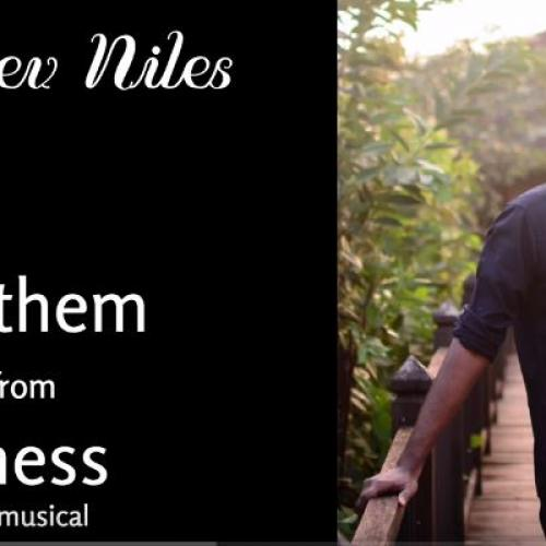 Anthem – from Chess (the musical) – Live Cover by Sanjeev Niles
