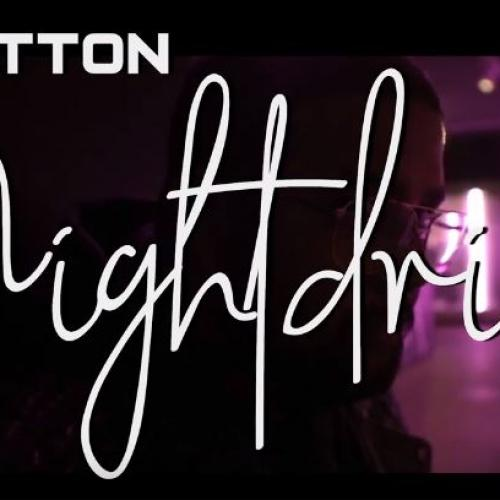 ATTON X sampletext – NIGHTDRIVE Official Video