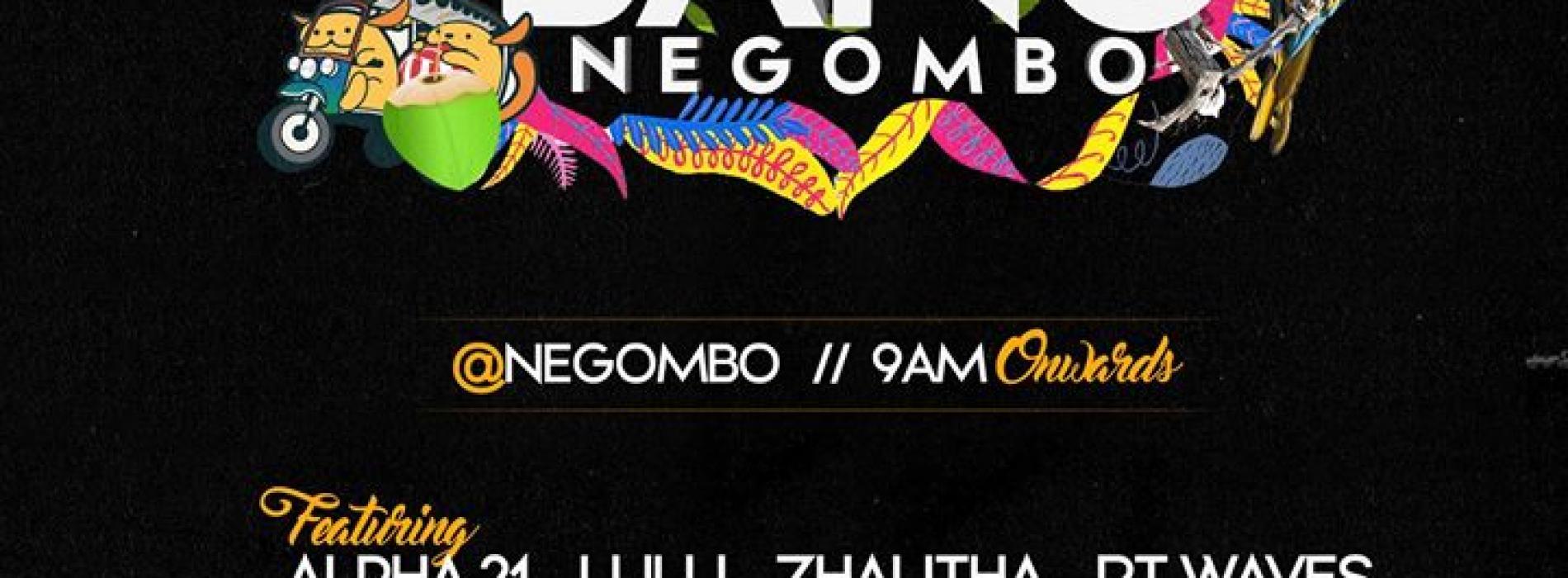 BANG BANG – Negombo!