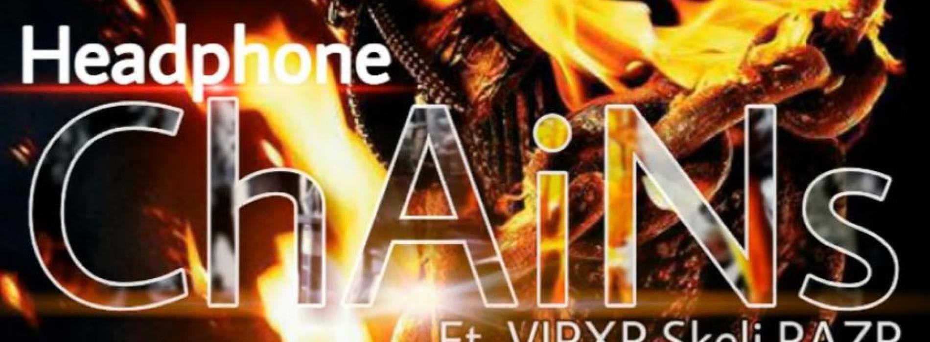 Moovon – Chains ft VIPXR, Skeli, RAZR [Official Audio]