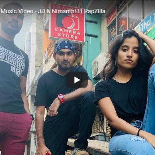 Karmaya Official Music Video – JD & Nimanthi Ft RapZilla