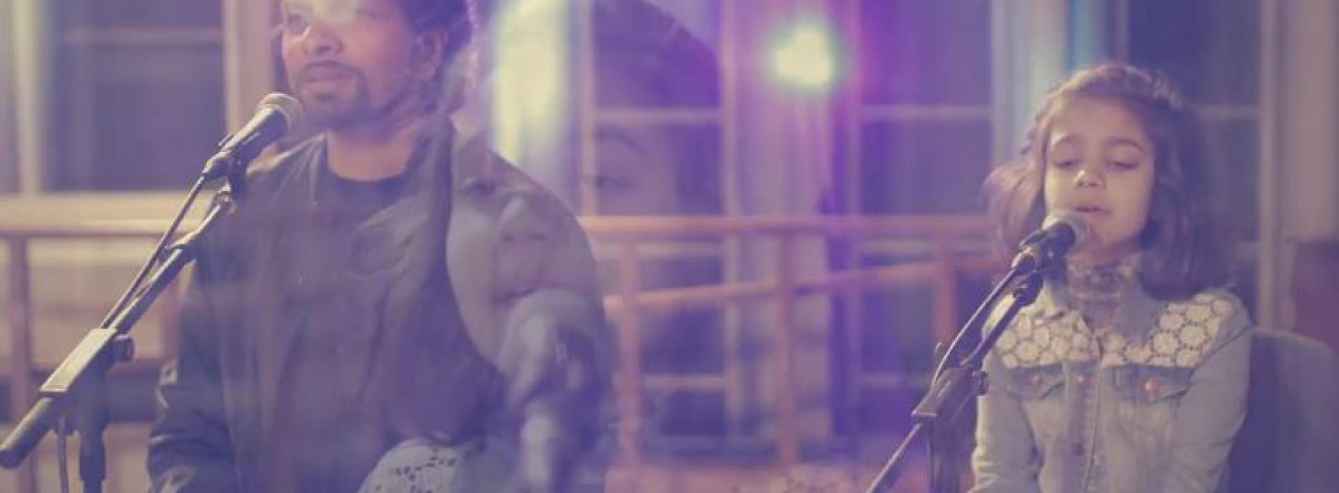 Lily Silva & Jerome Silva : Hillsong United – Oceans (Spirit Lead Me) Cover