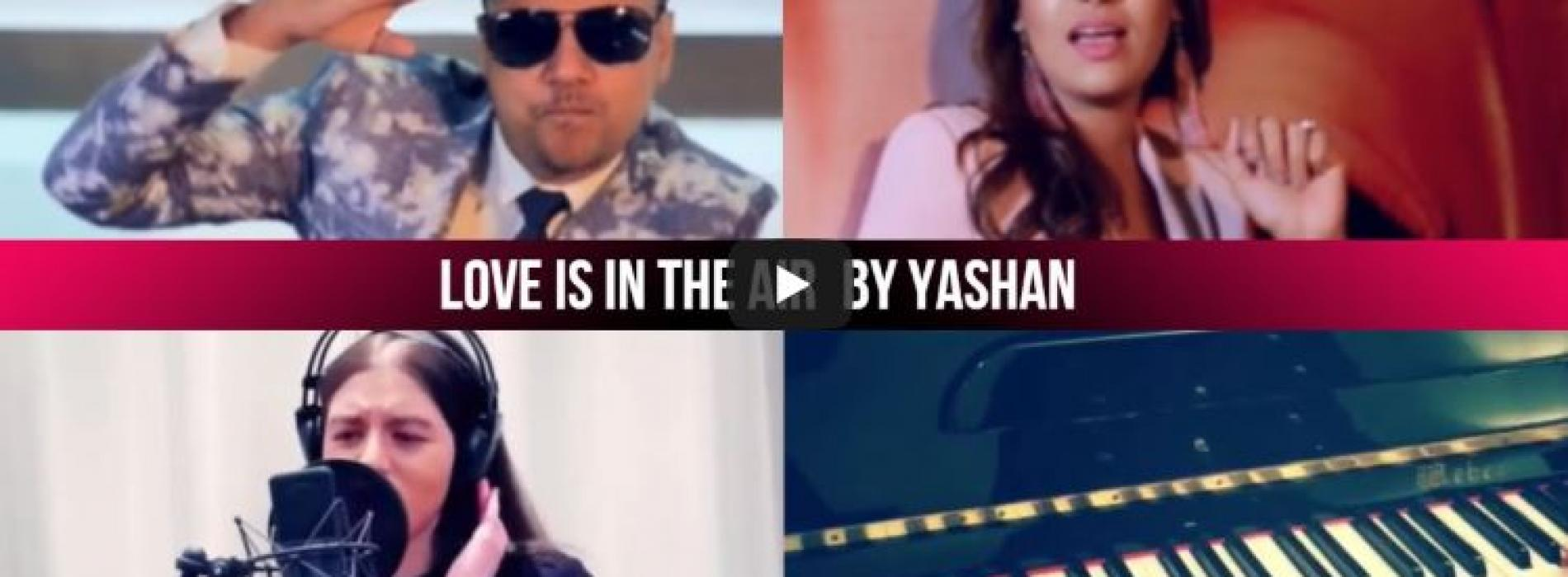 Love Is In The Air – Yashan feat Kenya De Silva & Lady Monarkey (Official Music Video)