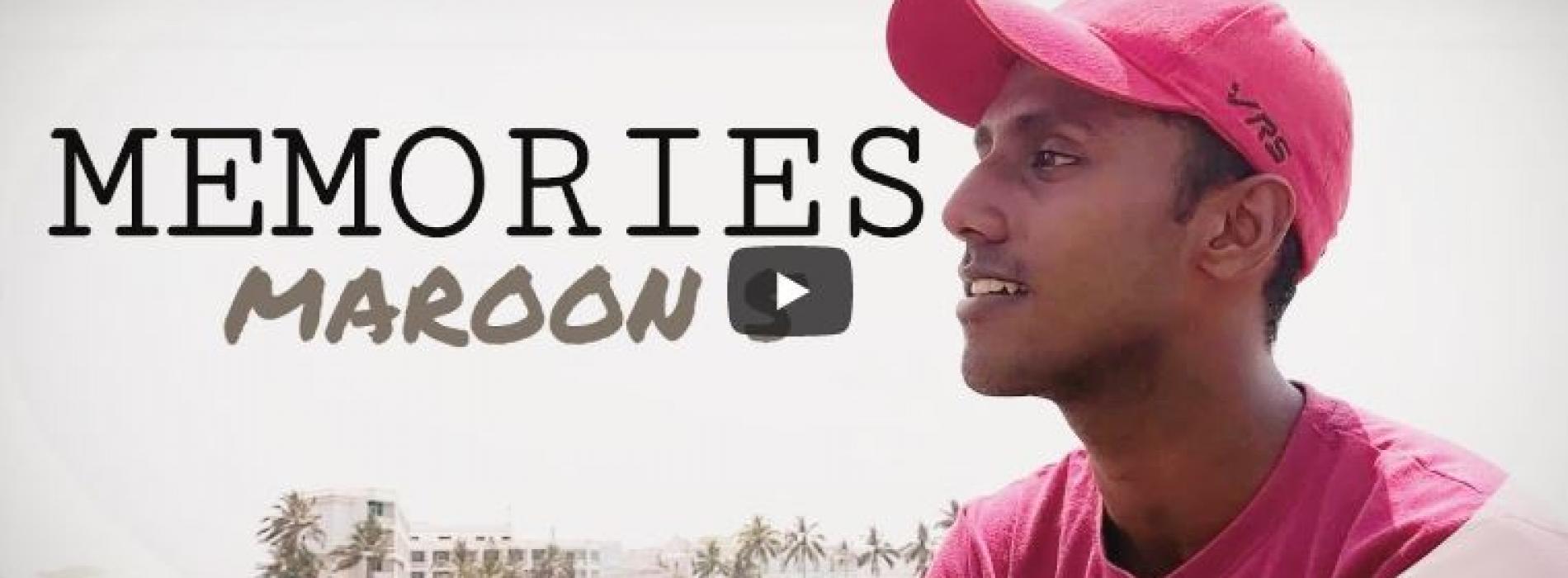 Maroon 5 – Memories ( Cover By Sunruk Weerasinghe )