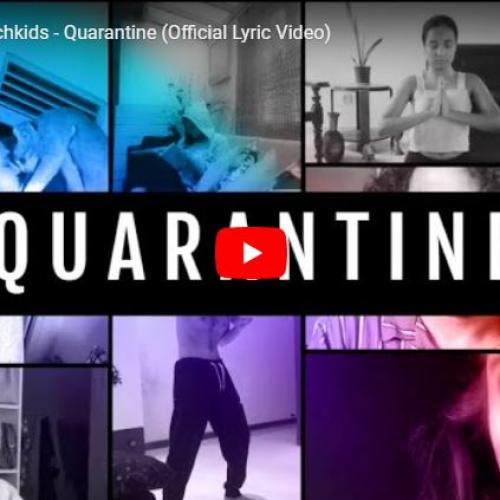 Middle Class Richkids – Quarantine (Official Lyric Video)
