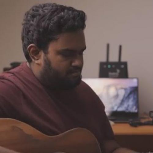 Minesh Dissanayake – Your Lullaby (Cover)