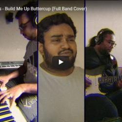 The Foundations – Build Me Up Buttercup (Full Band Cover)