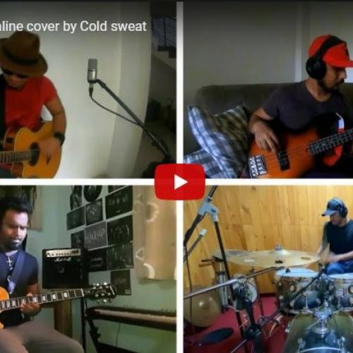 Cold Sweat – All I Want (cover)