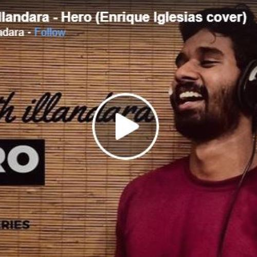 Gamith Illandara – Hero (cover)