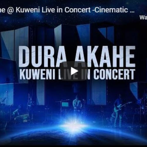 Dura Akahe @ Kuweni Live in Concert – Cinematic Musical Experience by Charitha Attalage (Ft Ravi Jay)