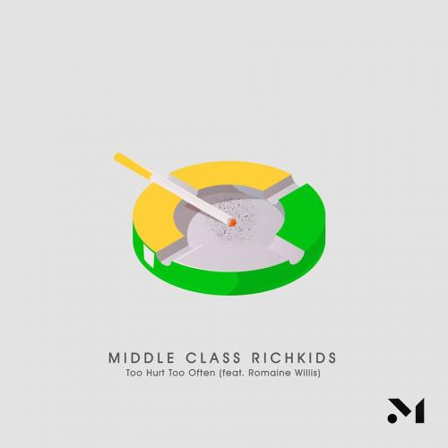 Middle Class Richkids – Too Hurt Too Often (feat Romaine Willis) [Official Lyric Video]