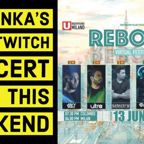 Sri Lanka's First Twitch Festival Happens This Saturday