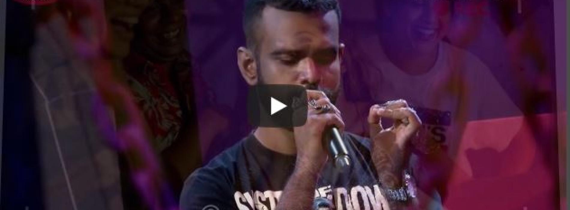 New Music : Hello – Mihindu Ariyaratne Live with Aroh | Rupavahini